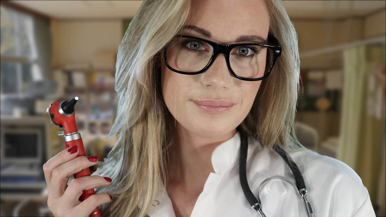 Roleplay: School Nurse Annual Exam