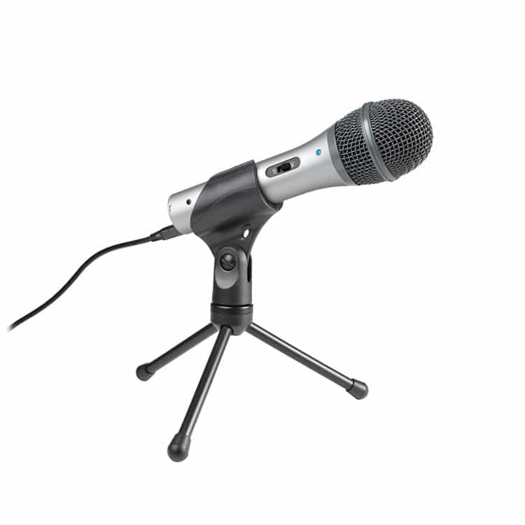 ATR-2100Microphone - The ASMR