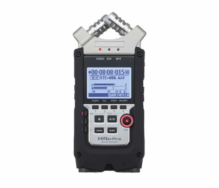 Zoom H4N ProMicrophone - The ASMR