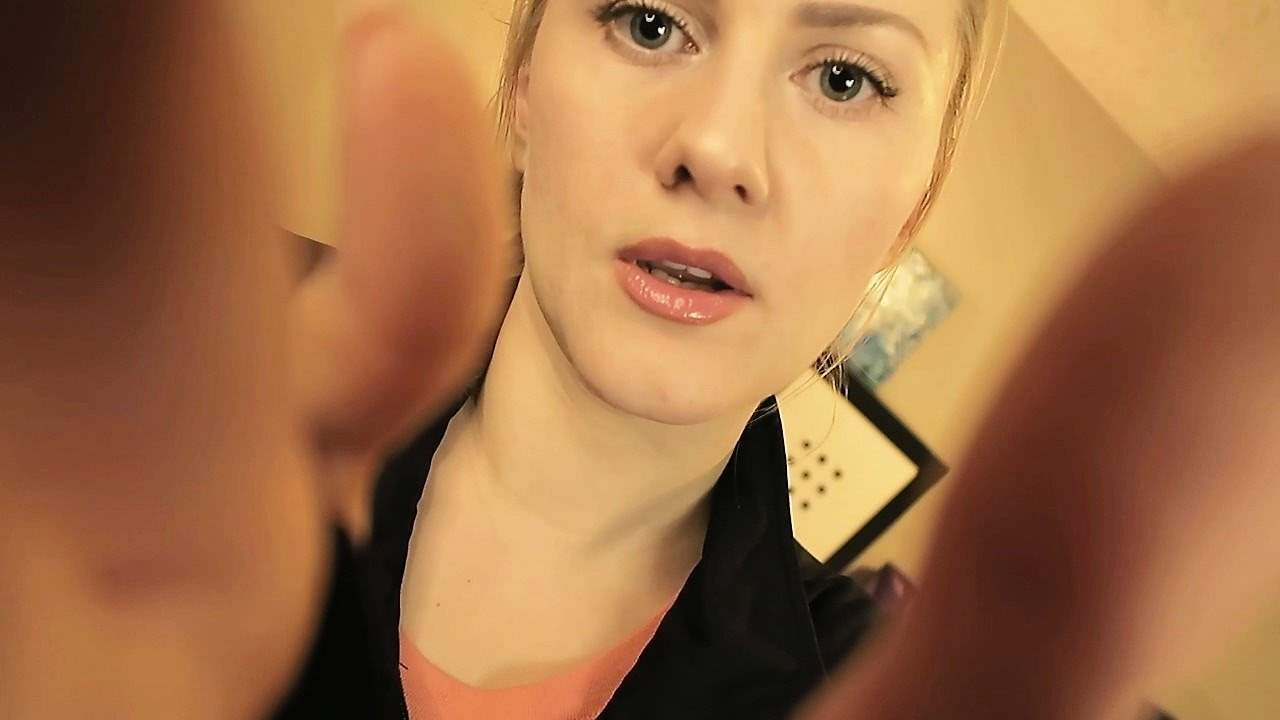 ASMR Trigger Session – Stretching, Massaging, Counting