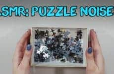 ASMR Puzzle Noises
