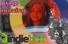 ASMR Unboxing An Indie Game